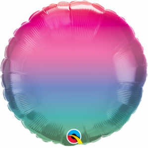 Jewel Ombre Foil Balloon | Free Delivery available